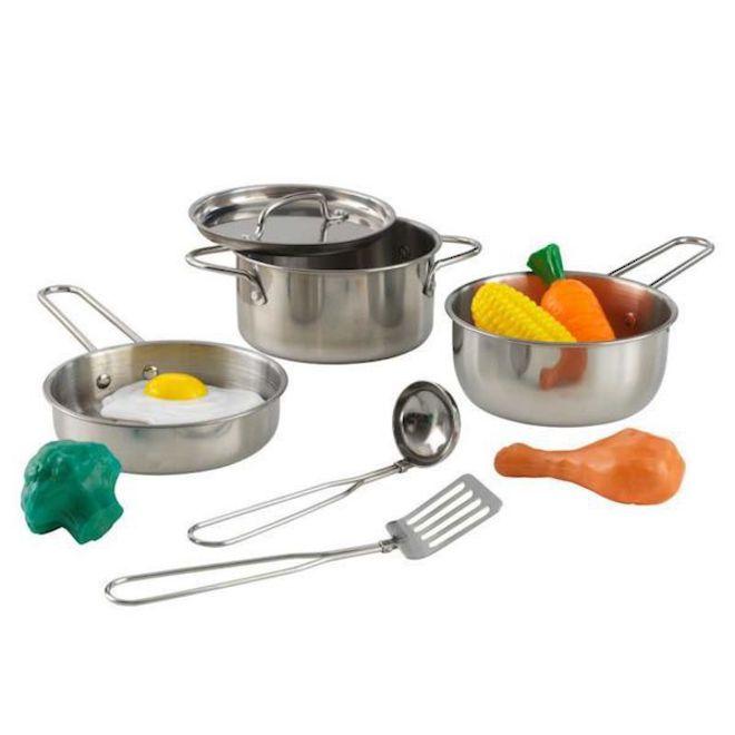 KidKraft Deluxe Cookware set image 0