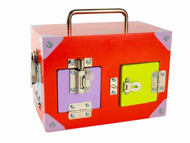 Mamagenius Lock Activity Box image 0