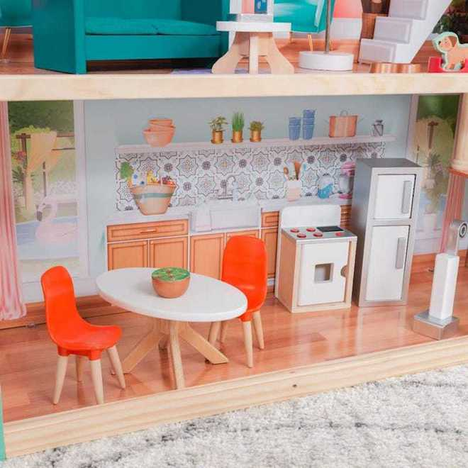KidKraft Dahlia Mansion Dollhouse - FREE DELIVERY - Pre orders accepted now from our mid November arrival shipment image 7