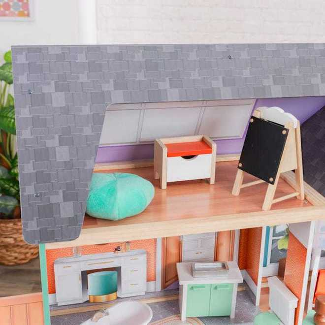 KidKraft Dahlia Mansion Dollhouse - FREE DELIVERY - Pre orders accepted now from our mid November arrival shipment image 2