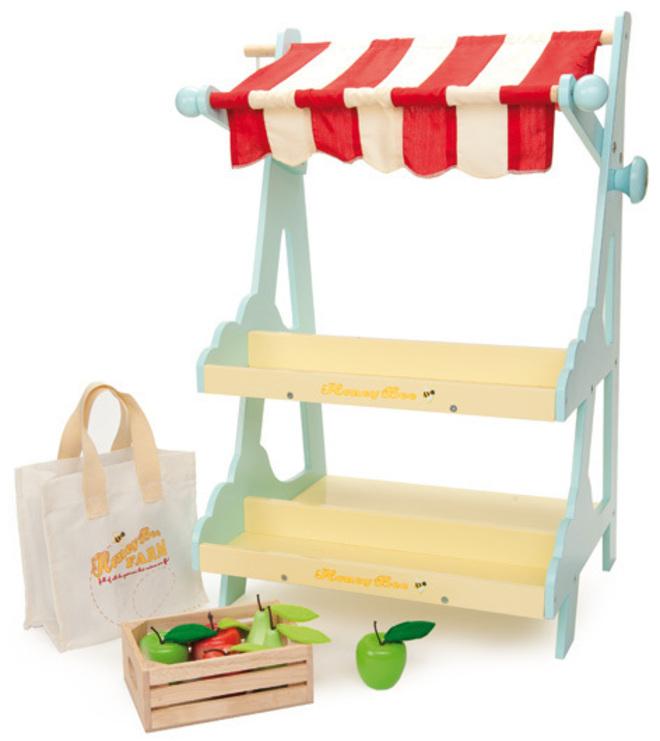 Le Toy Van Honeybee Market - FREE DELIVERY image 0