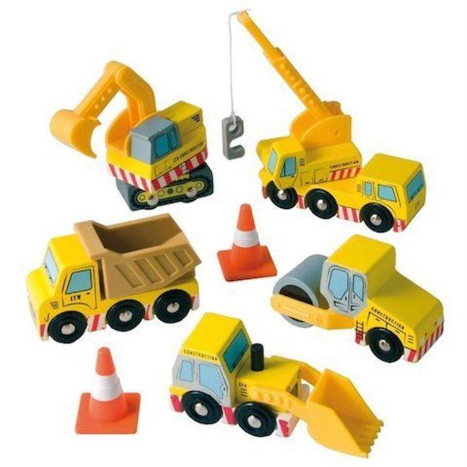 Le Toy Van Construction set image 0