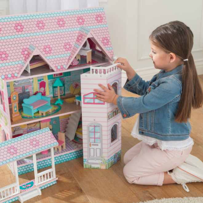 KidKraft Abbey Manor - FREE DELIVERY - Pre order now from our shipment due to arrive 14th December image 3