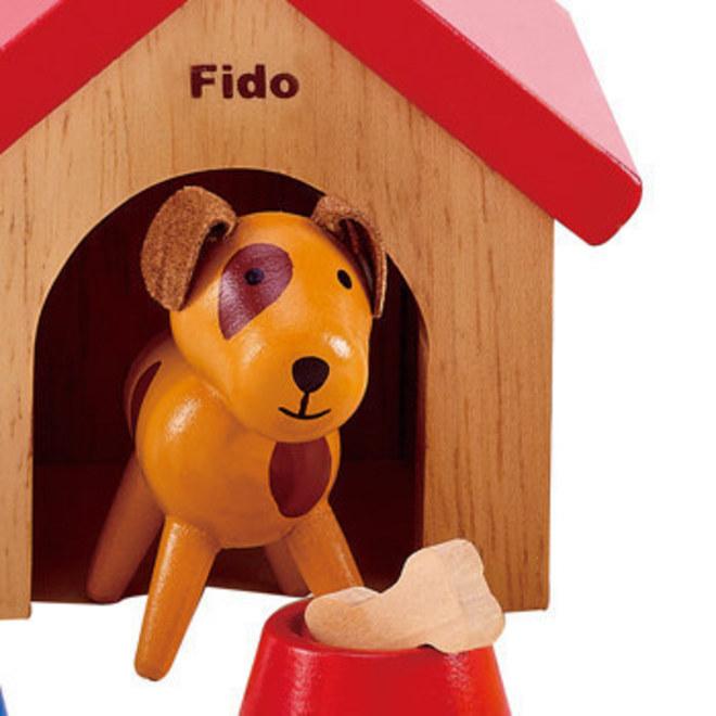 Hape Family Pets image 1