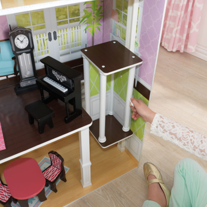 KidKraft Grand Estate Dollhouse - PICK-UP ONLY - Pre-orders accepted from our shipment due early May image 3