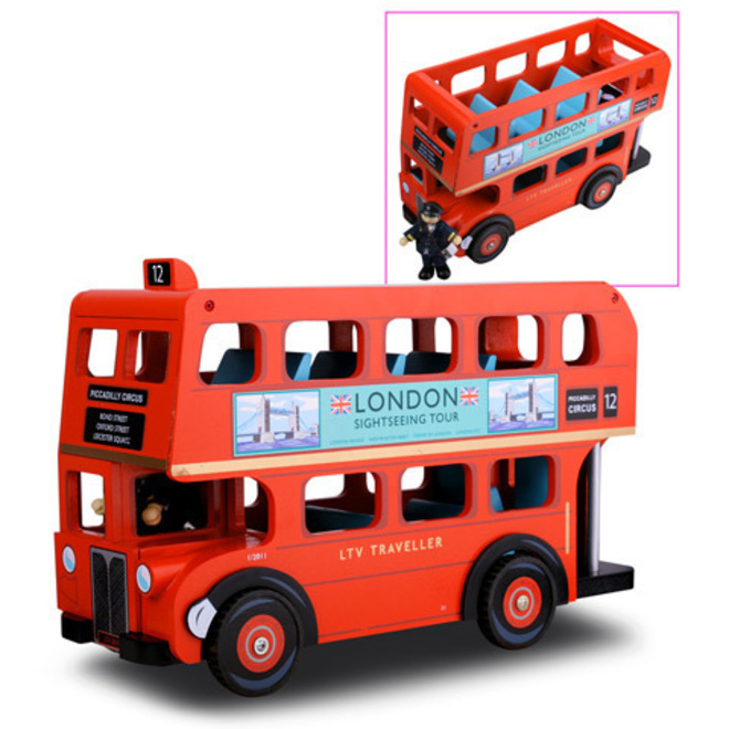 Le Toy Van London Bus image 0