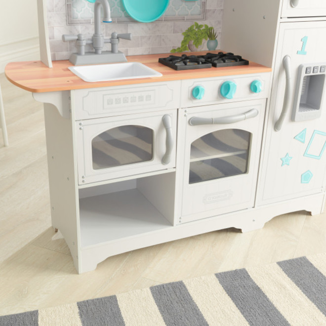 KidKraft Countryside Play Kitchen - Free Delivery image 8