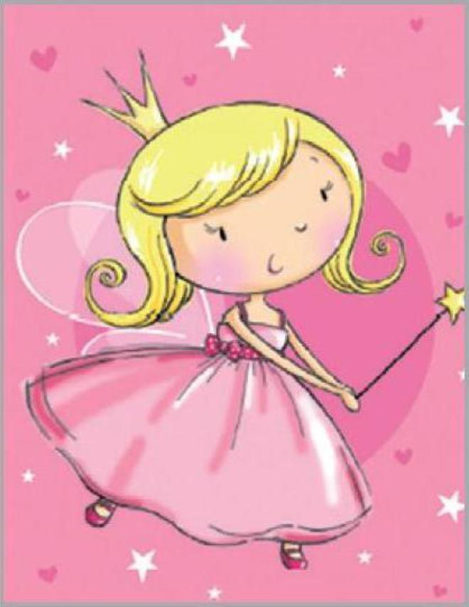 Gift Card - Pink Fairy image 0