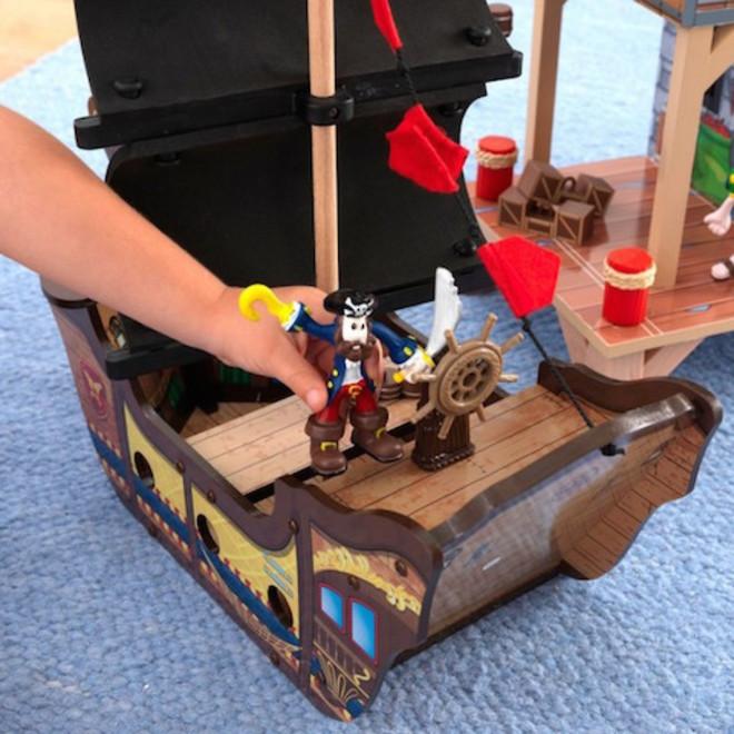 KidKraft Pirate's Cove Play set image 3