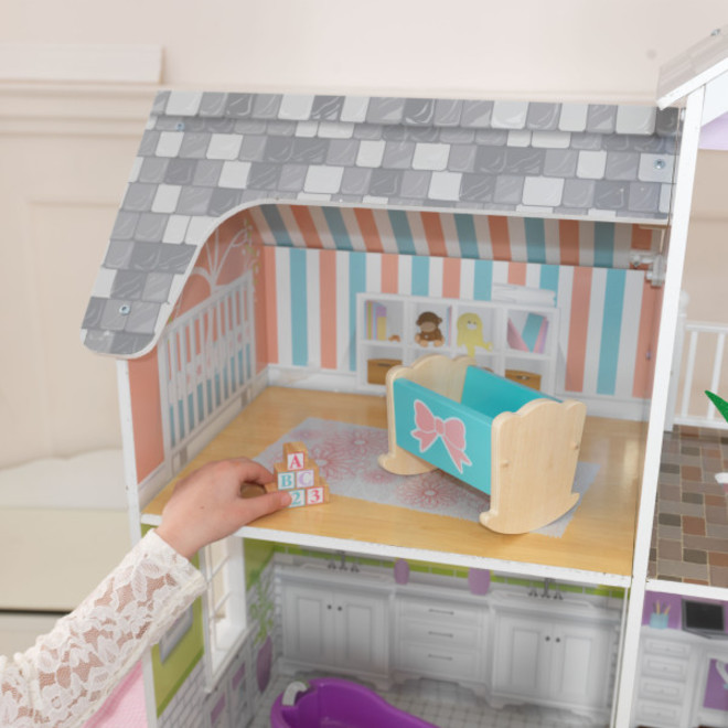 KidKraft Grand Estate Dollhouse - PICK-UP ONLY - Pre-orders accepted from our shipment due early May image 5