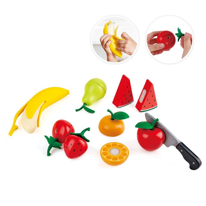 Hape Healthy Fruit Playset image 0