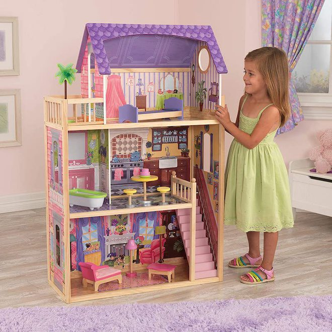 Kidkraft Kayla Dolls House - FREE DELIVERY - Pre-order now for late June delivery image 5
