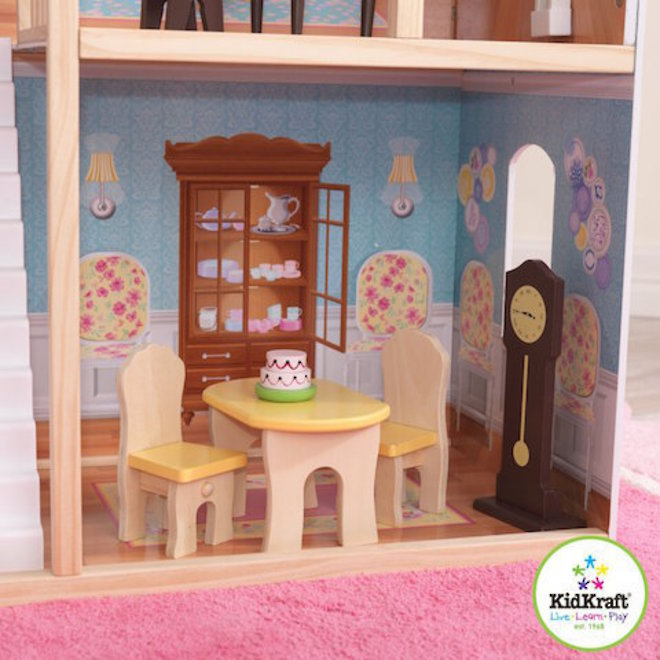 KidKraft Majestic Mansion Dollhouse - FREE DELIVERY - Pre-order now for late June arrival image 6