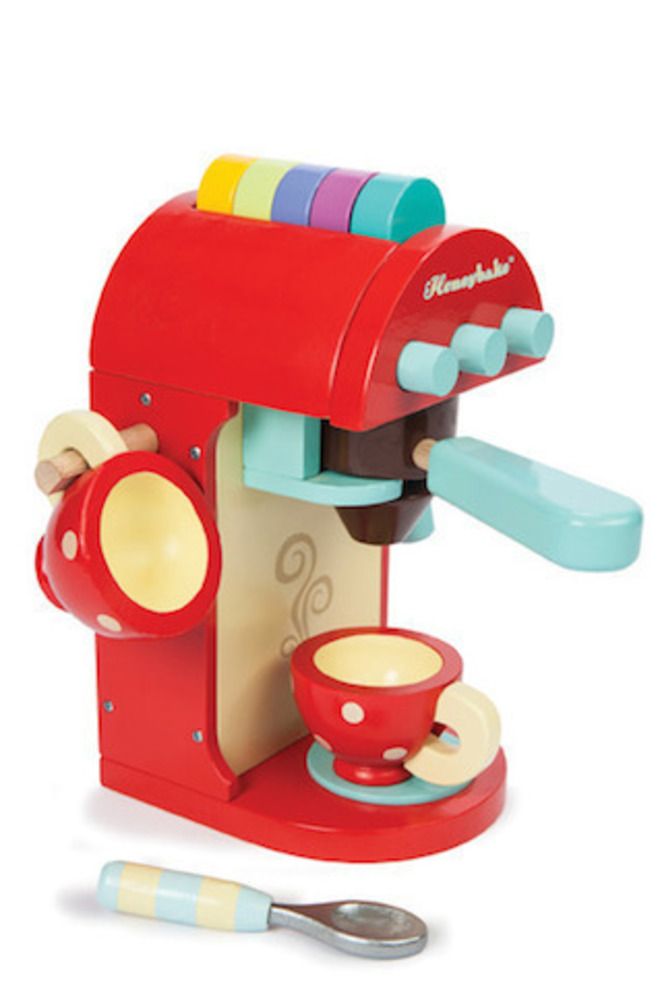 Le Toy Van Honeybake Cafe Machine image 0