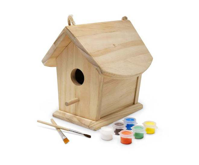 Kinderfeets Birdhouse image 0