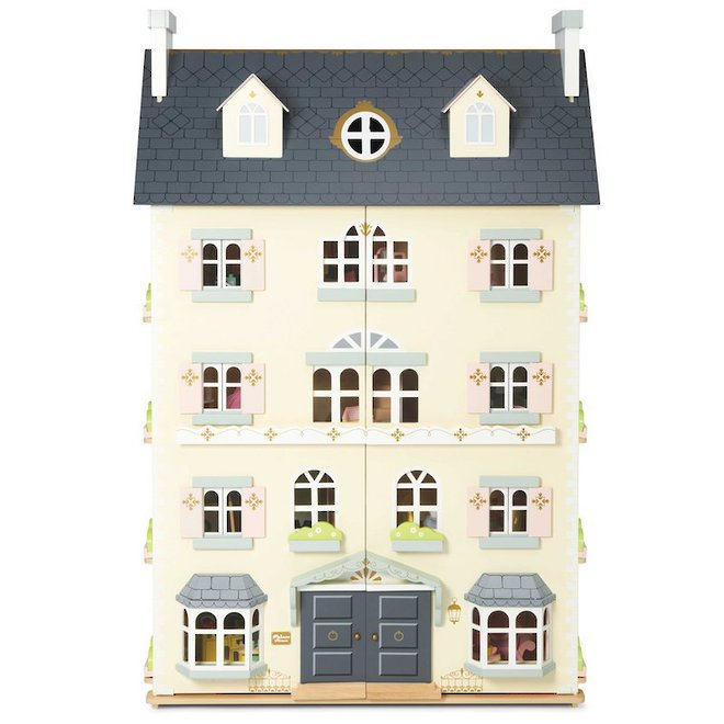 Le Toy Van Palace Doll House - FREE DELIVERY image 5