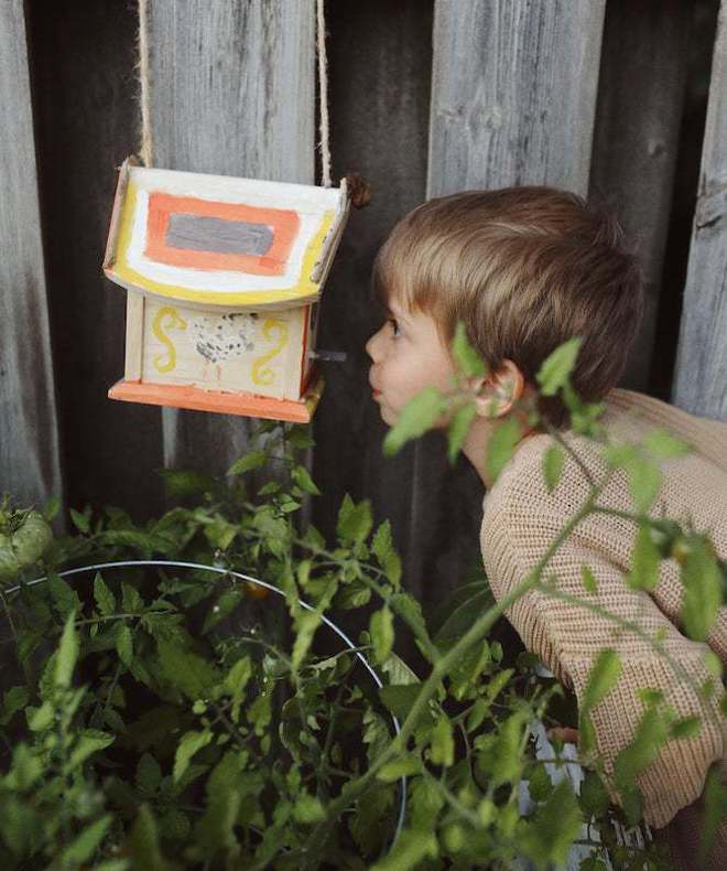 Kinderfeets Birdhouse image 4