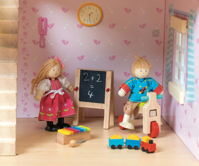 Le Toy Van Play-Time Doll House Accessory Pack image 1