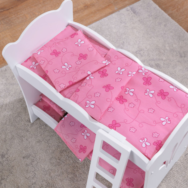 KidKraft Lil Dolls Bunk Bed - Free NZ delivery image 1