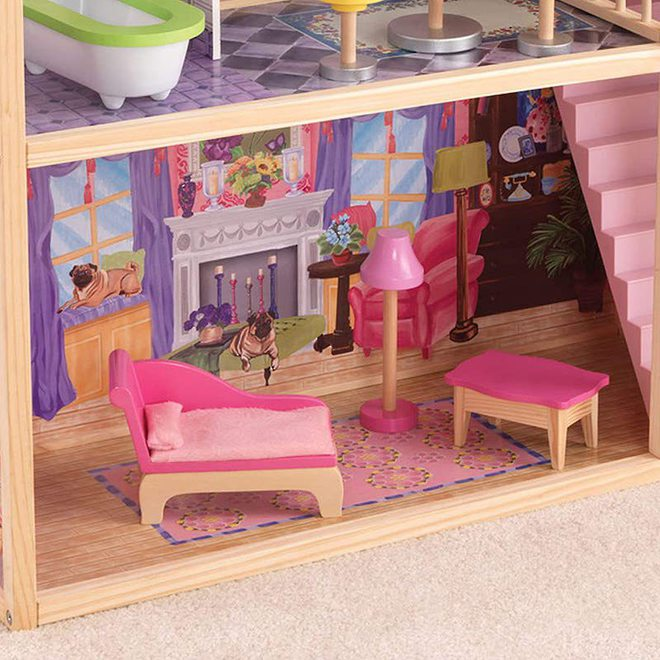 Kidkraft Kayla Dolls House - FREE DELIVERY - Pre-order now for late June delivery image 3