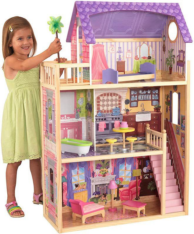 Kidkraft Kayla Dolls House - FREE DELIVERY - Pre-order now for late June delivery image 0