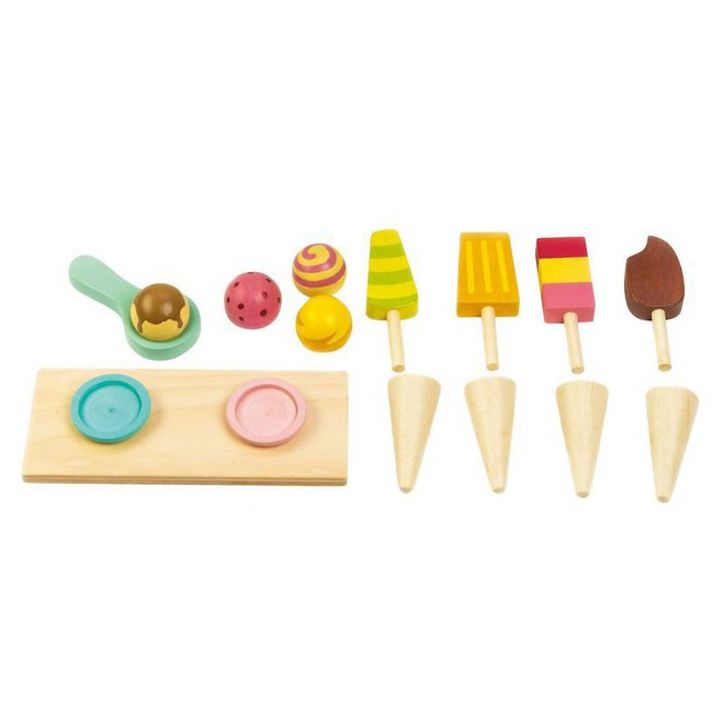 Tender Leaf Toys Ice Cream Cart - FREE DELIVERY image 3
