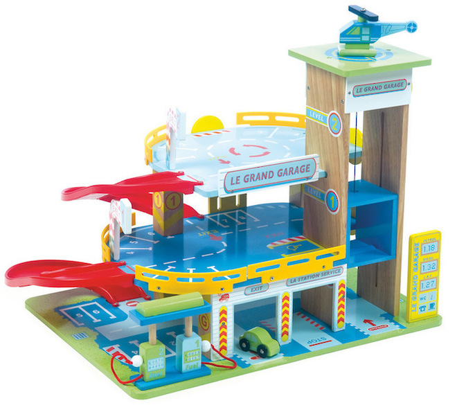 Le Toy Van Le Grand Garage image 0