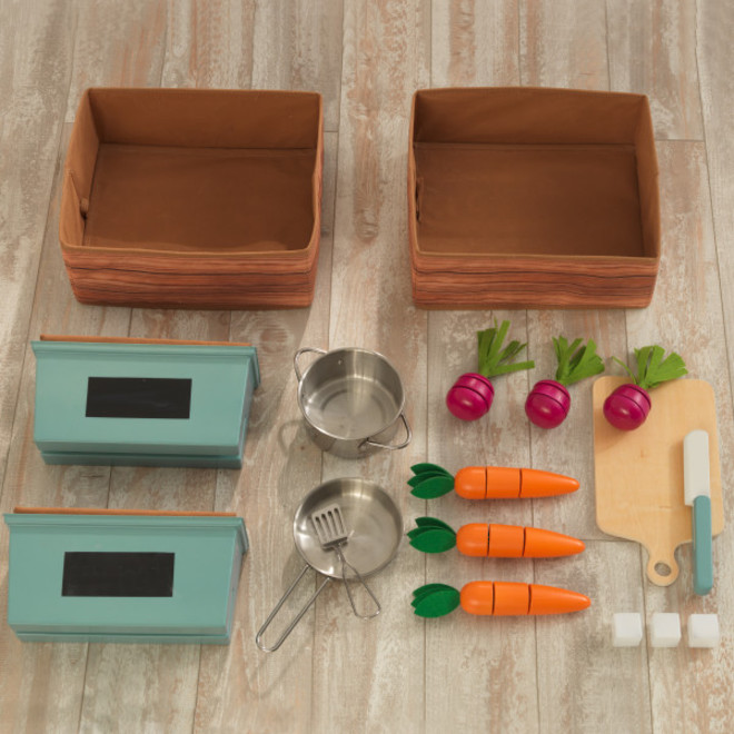 KidKraft Farm to Table Play Kitchen - FREE DELIVERY image 1