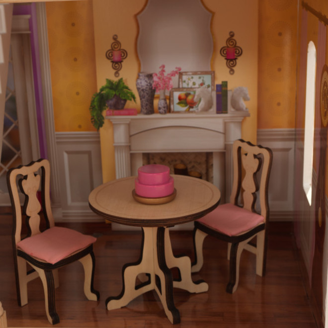 Kidkraft Charlotte Dollhouse - FREE DELIVERY - Pre-order now from our next shipment due here 23rd September image 10
