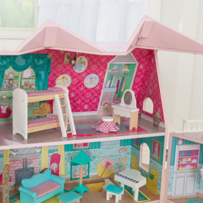 KidKraft Abbey Manor - FREE DELIVERY - Pre order now from our shipment due to arrive 14th December image 5