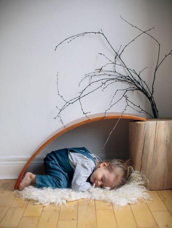 Kinderfeets KinderBoard Bamboo - FREE NZ DELIVERY image 4