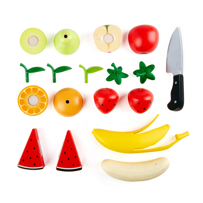 Hape Healthy Fruit Playset image 2
