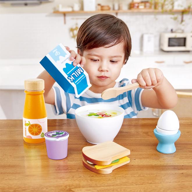 Hape Delicious Breakfast Playset image 1