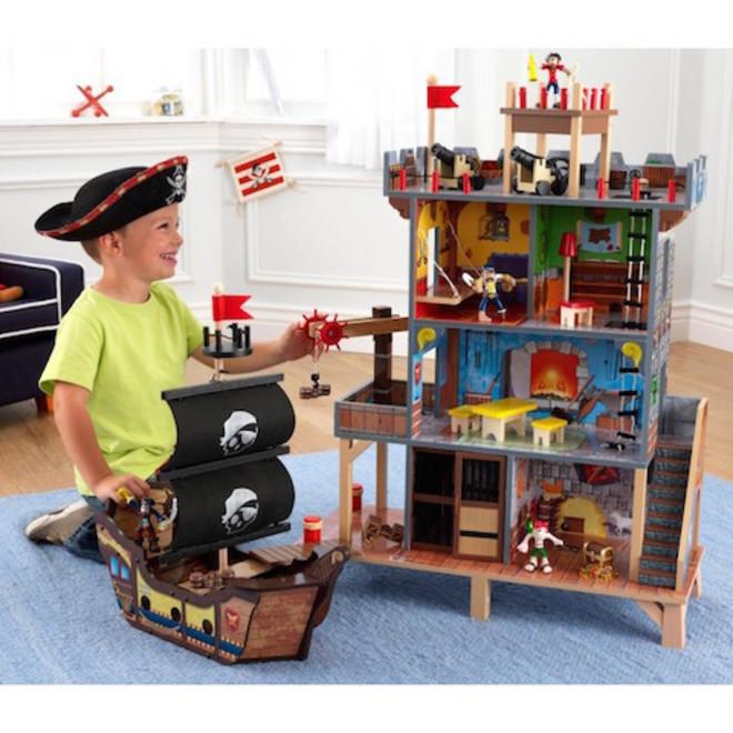 KidKraft Pirate's Cove Play set image 0