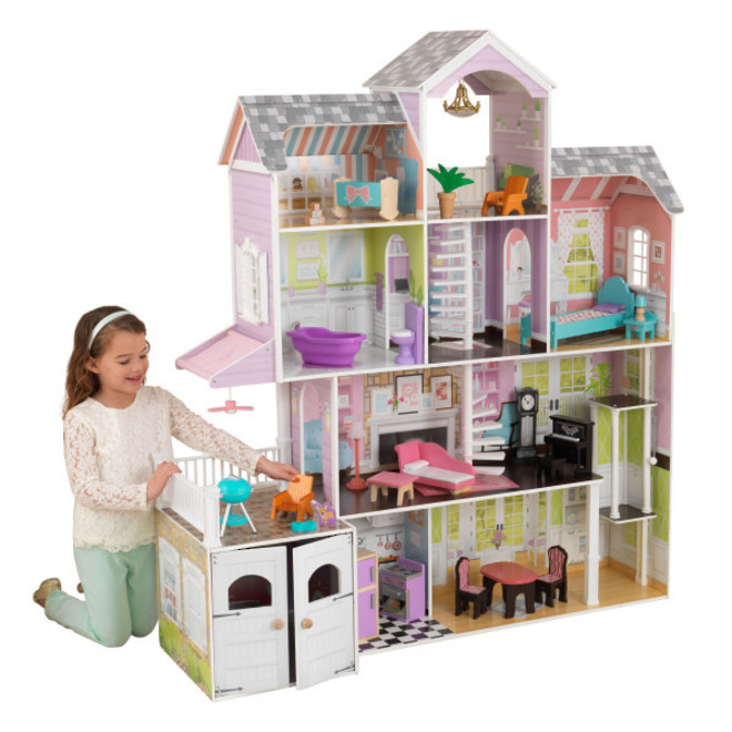 KidKraft Grand Estate Dollhouse - PICK-UP ONLY - Pre-orders accepted from our shipment due early May image 0