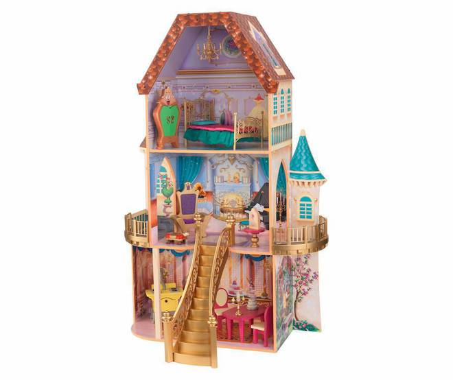 Disney Princess Belle Enchanted Dollhouse - FREE DELIVERY - Pre-order now for late June arrival image 1