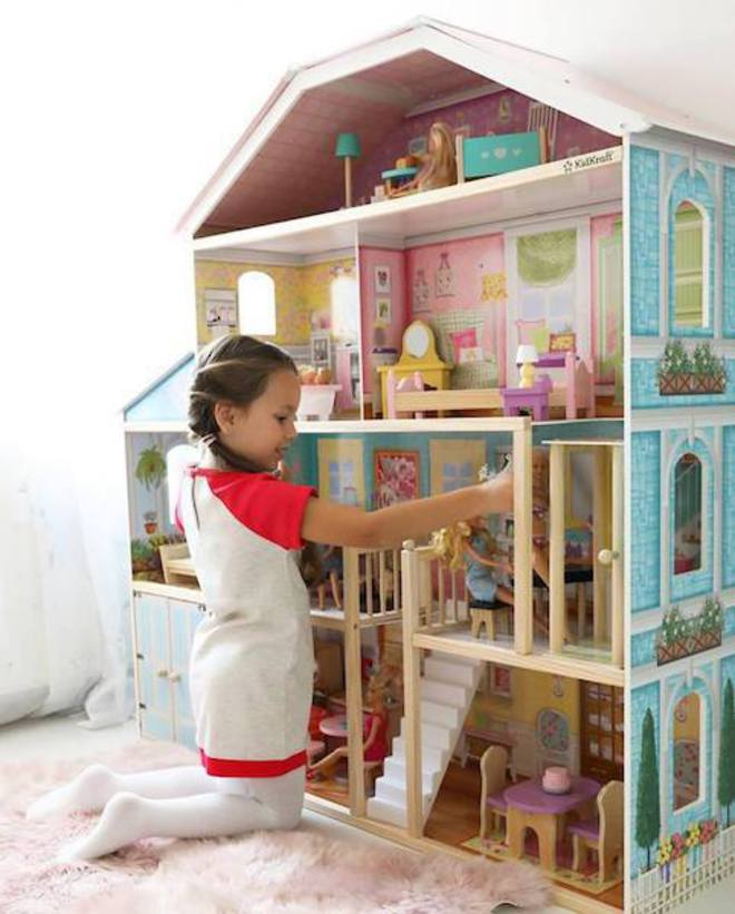 KidKraft Grand View Mansion - FREE DELIVERY - Pre-orders accepted now for our shipment due here early December image 10