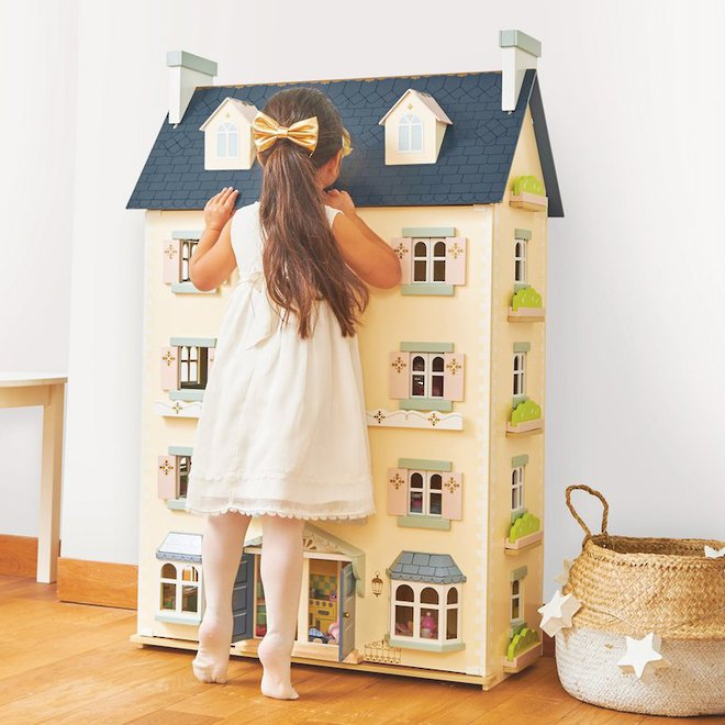Le Toy Van Palace Doll House - FREE DELIVERY image 6