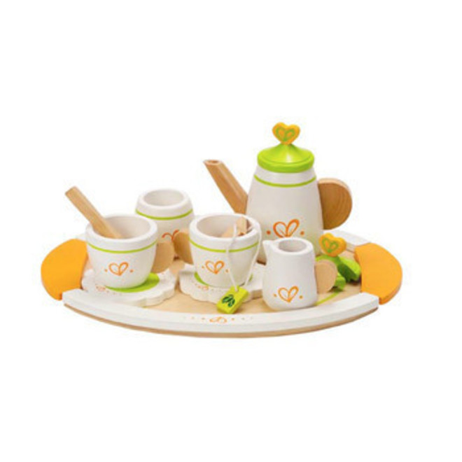 Hape Tea Set for Two image 0