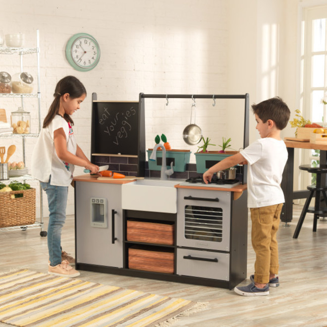 KidKraft Farm to Table Play Kitchen - FREE DELIVERY image 0