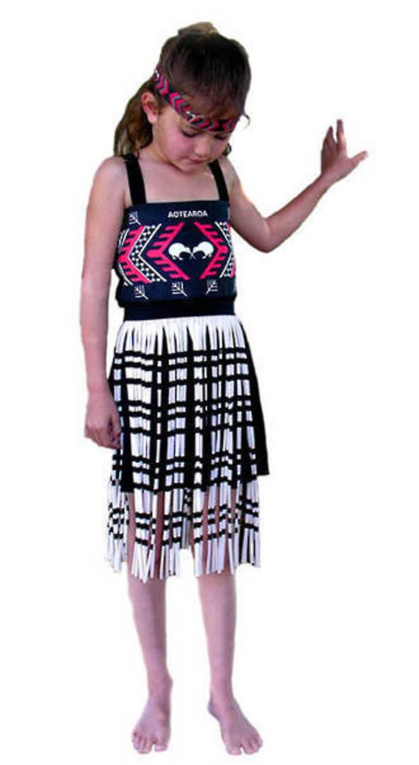 Maori Girl Costume small image 0
