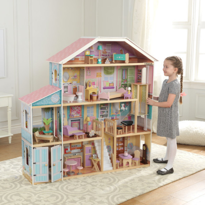 KidKraft Grand View Mansion - FREE DELIVERY - Pre-orders accepted now for our shipment due here early December image 0