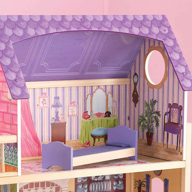 Kidkraft Kayla Dolls House - FREE DELIVERY - Pre-order now for late June delivery image 2
