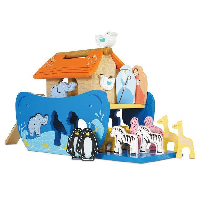 Le Toy Van Noah's Ark Shape Sorter image 1