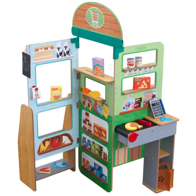 KidKraft Let's Pretend Grocery Store - FREE DELIVERY image 1