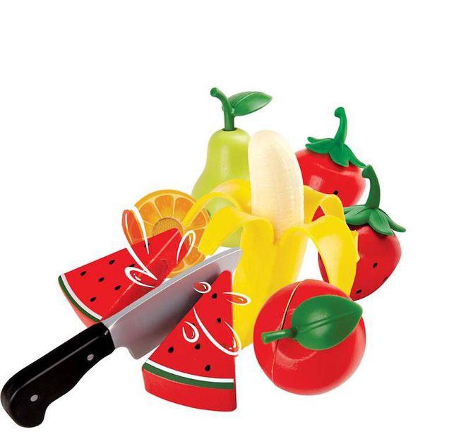 Hape Healthy Fruit Playset image 3