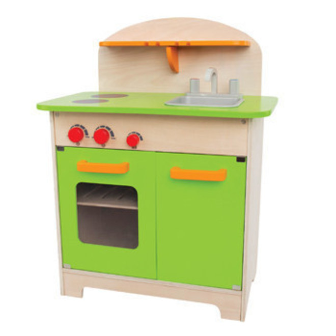 Hape Green Gourmet Kitchen - FREE DELIVERY image 0