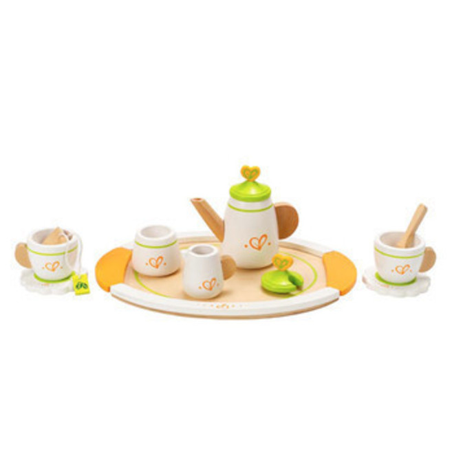 Hape Tea Set for Two image 1