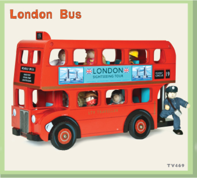 Le Toy Van London Bus image 2