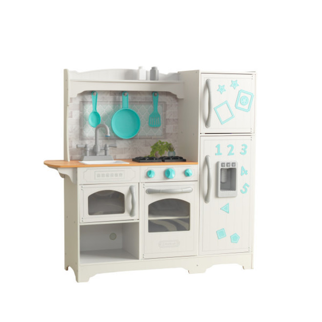 KidKraft Countryside Play Kitchen - Free Delivery - Pre Orders accepted from our shipment due 9th November image 1
